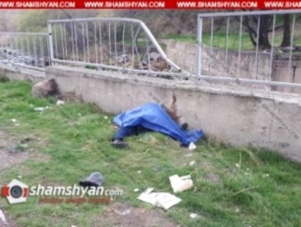 Մոտ 30-ամյա տղամարդը ցած է նետվել Դավիթաշենի կամրջից