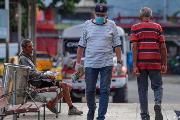 Պանաման արգելել է տղամարդկանց ու կանանց դուրս գալ փողոց միևնույն օրը. Deutsche Welle