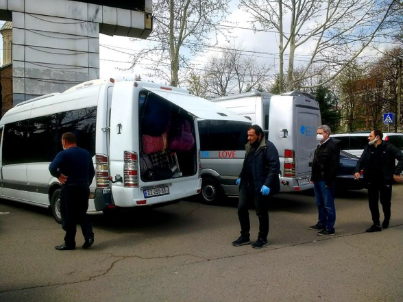 ՀՀ քաղաքացիների 3-րդ խումբն է Վրաստանից մեկնել Հայաստան