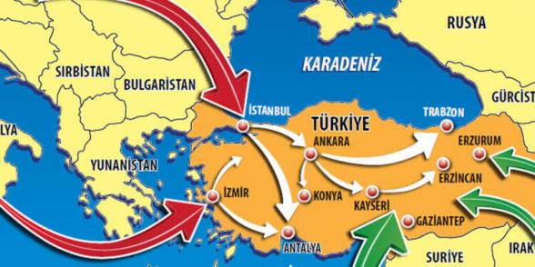 Պարզվել է, թե ինչպես է համավարակը տարածվել Թուրքիայում. ermenihaber