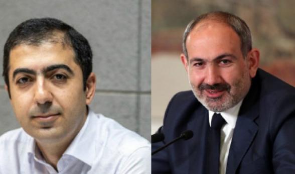 Суд принял к производству иск Арама Орбеляна против Никола Пашиняна