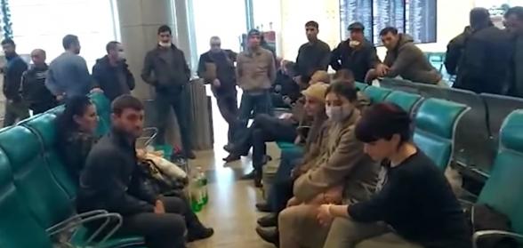 Հայաստանում տեղ չկա՞, որ վարչապետը մեզ տեղավորի. Մոսկվայում մնացած հայերն անելանելի վիճակում են (տեսանյութ)