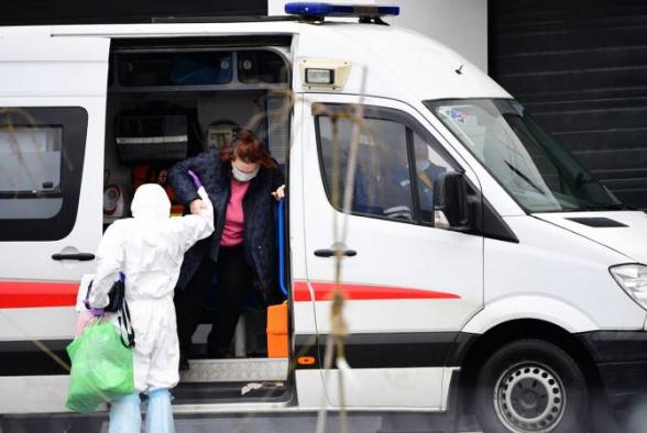 Ռուսաստանում մեկ օրում կորոնավիրուսով վարակվածության 4 հազարից ավելի նոր դեպքեր են գրանցվել