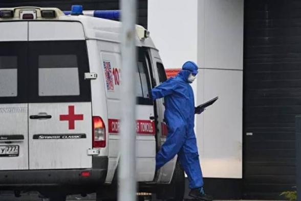 Ռուսաստանում կորոնավիրուսի դեպքերի թիվը մեկ օրում ավելացել է 4785-ով