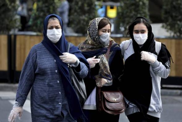 Իրանում կորոնավիրուսի հետևանքով մահացածների թիվն անցել է 5 հազարից