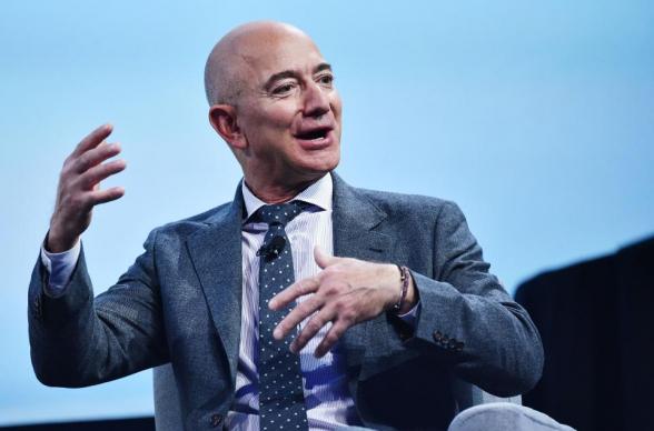 Ջեֆ Բեզոսը հավակնում է 2026թ. դառնալ աշխարհում առաջին տրիլիոնատերը