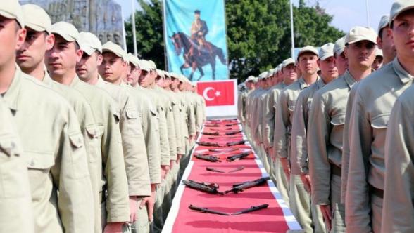 Թուրքիայում բոլոր զորակոչիկները թեստավորվելու են COVID-19-ի համար