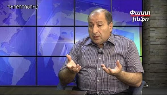 Политической власти удалось запугать значительную часть судей – Айк Алумян (видео)