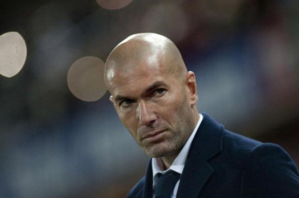 Зинедин Зидан нарушил карантин, покинув Мадрид