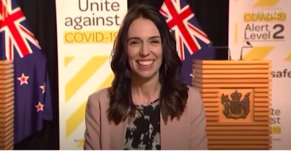 Նոր Զելանդիայի վարչապետի հեռուստատեսային ելույթի ժամանակ երկրաշարժ է գրանցվել (տեսանյութ)