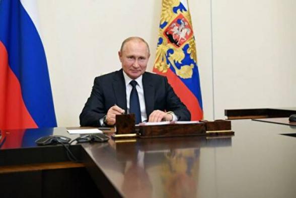 Ռուսաստանում սահմանադրական փոփոխությունների քվեարկությունը կկայանա հուլիսի 1-ին