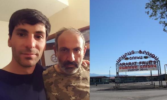 «Մեյմանդարի» շուկան փակվել է, որպեսզի Գարիկ Սարգսյանի ընկերների շուկան գործի՞