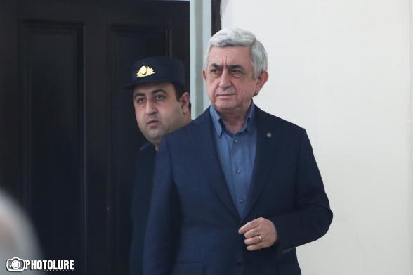 Заседание суда по делу Сержа Саргсяна и других (прямой эфир)