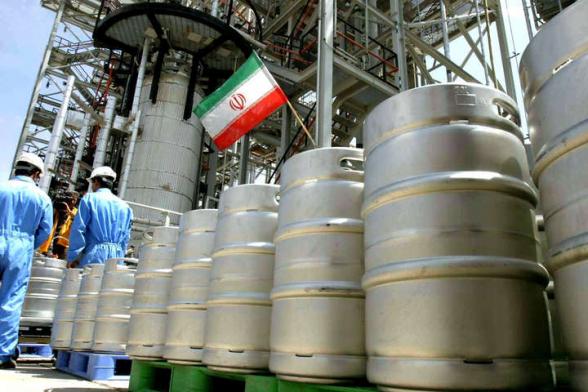 На предприятии по обогащению урана в Иране произошел пожар