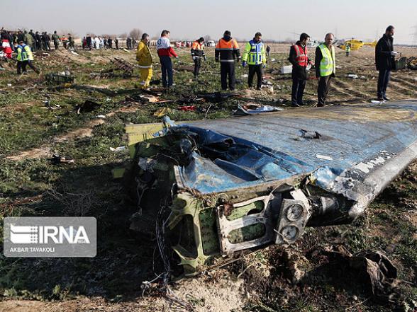 Иран выплатит компенсации семьям погибших при крушении украинского «Boeing»