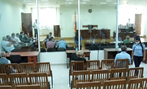 Դատարանը մերժեց Ռոբերտ Քոչարյանի և մյուսների գործով դատախազների միջնորդությունը (տեսանյութ)