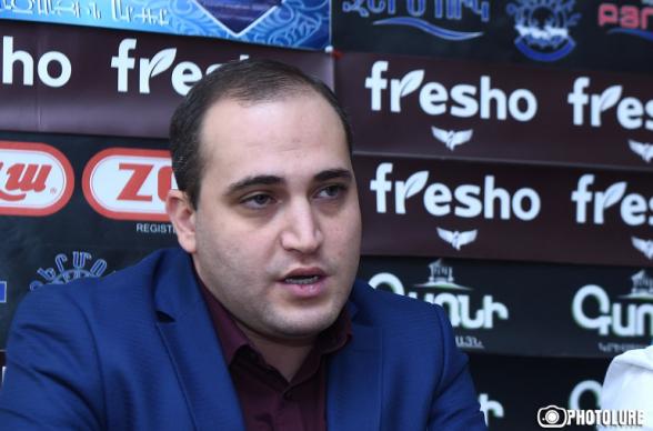 Բերման ենթարկված Նարեկ Սամսոնյանն ազատ արձակվեց (տեսանյութ)