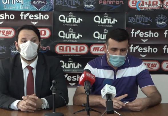 Նարեկ Մանթաշյանի և Ալեքսանդր Կոչուբաևի ասուլիսը (տեսանյութ)