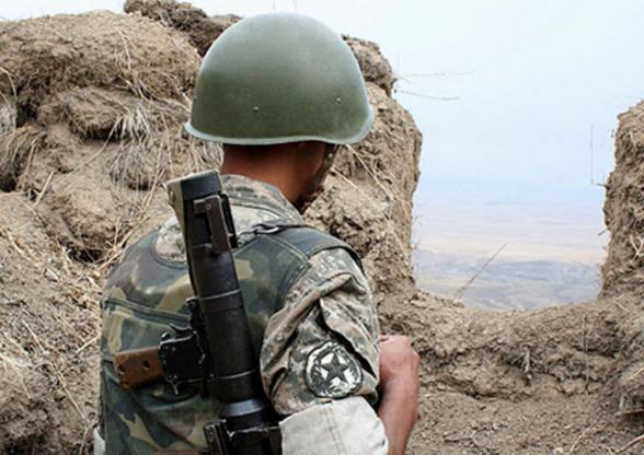 Հակառակորդի արձակած կրակից ՀՀ ԶՈւ երկու զինծառայող է զոհվել