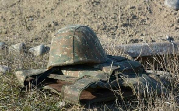 Минобороны сообщило о гибели еще 2-х армянских военнослужащих