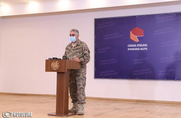 Ադրբեջանական «փառապանծ» Յաշմայի մոտ 100 հատուկջոկատայինի գրոհ է կասեցվել