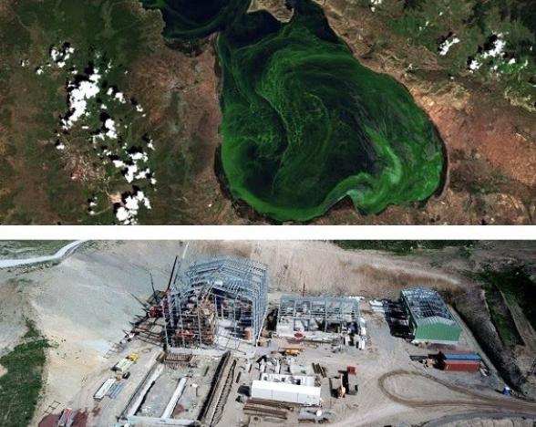 Зеленый Севан и экологи за «зеленые»