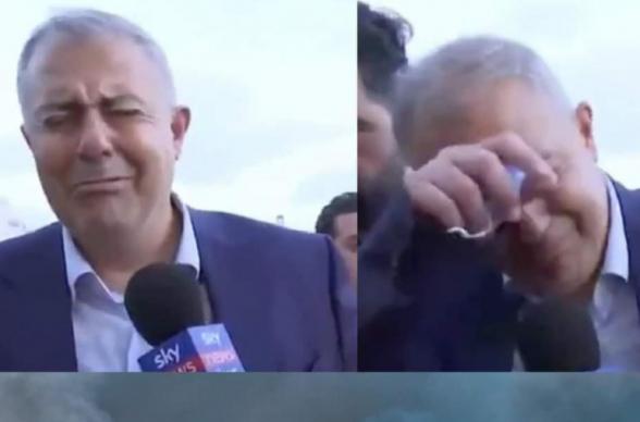 Губернатор Бейрута расплакался, говоря о погибших в ходе взрыва