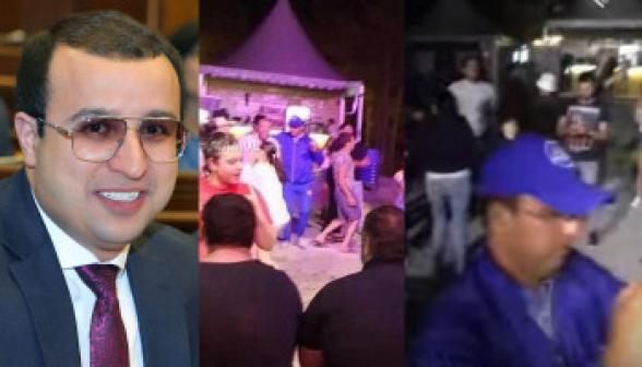 Մակունցը որոշել է Հայկ Սարգսյանի «քթից բերել». նա նյութեր է հավաքում լողափի սկանդալի թեմայով, որպեսզի ներկայացնի վարչապետին․ «Հրապարակ»