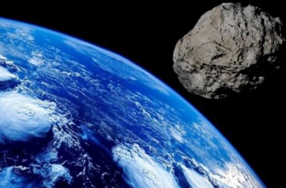 Астероид размером с футбольное поле пролетел мимо Земли