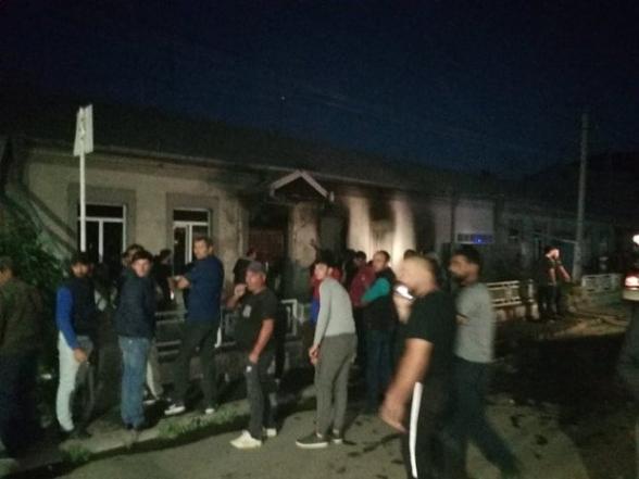 Զանգվածային միջադեպ Ախալքալաքում. կան զոհեր (տեսանյութ)