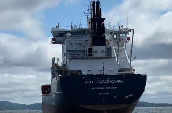 ՌԴ-ում Առնո Բաբաջանյանի պատվին բեռնատար նավ է անվանակոչվել (լուսանկար)