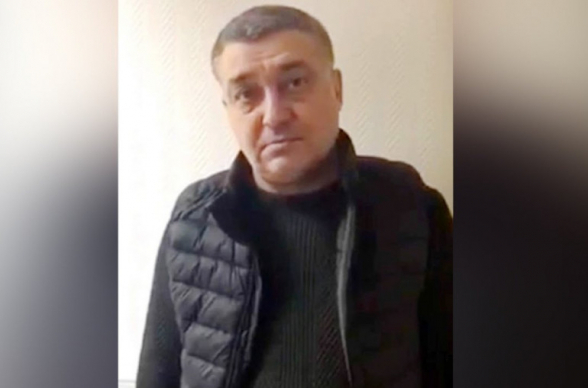 Доставленный из России экс-депутат Левон Саркисян арестован