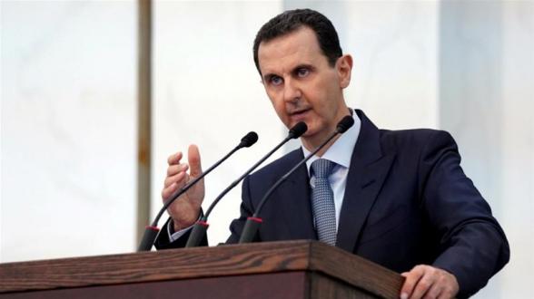 Башару Асаду стало плохо во время выступления в парламенте