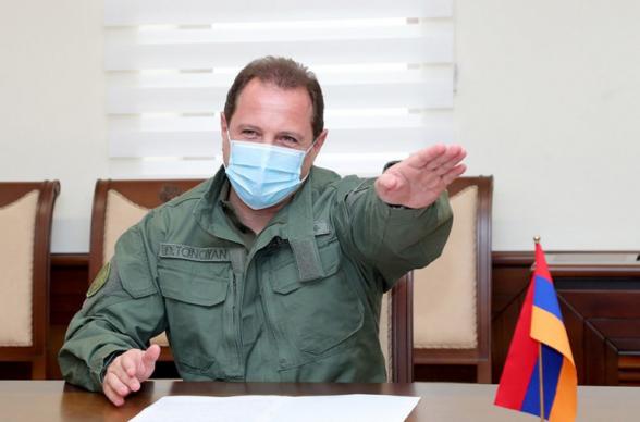 Ինքն իրեն պետք է մեղադրի. Դավիթ Տոնոյանը՝ Ադրբեջանի նախագահի հայտարարության մասին, թե ՀՀ-ն տապալել է բանակցությունները