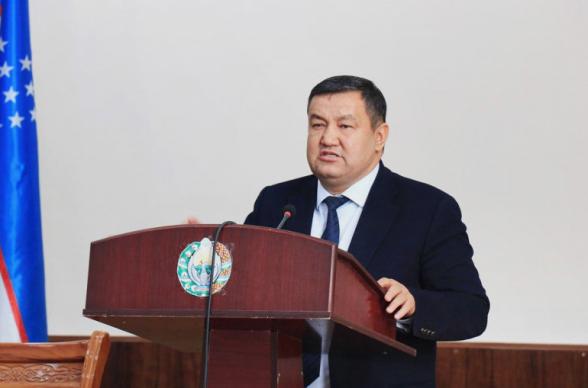 Ուզբեկստանի փոխվարչապետը կորոնավիրուսից մահացել է. РБК