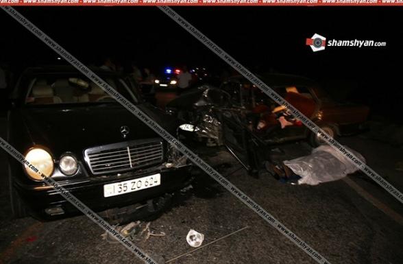 Ավտովթար Երևան-Գյումրի ճանապարհին. կան զոհեր և վիրավորներ