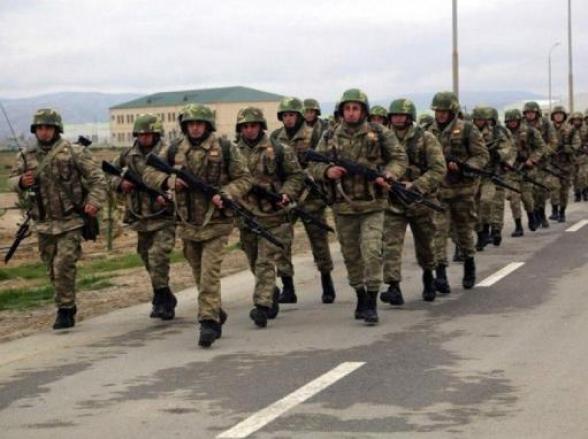 Ադրբեջանում պահեստազորի զինծառայողներին կանչում են հատուկ զինհավաքների