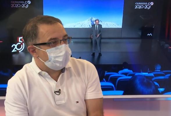 Представленное Николом Пашиняном – это не стратегия, а мечта: нет четкой программы того, как это будет реализовываться – Арсен Апикян (видео)