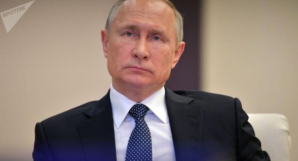 Վլադիմիր Պուտինը առաջադրվել է Խաղաղության Նոբելյան մրցանակի