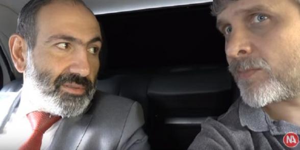 Այս մարդու ամեն բառը սուտ է (տեսանյութ)