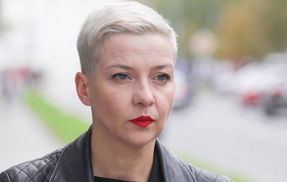 Минский суд оставил Марию Колесникову под стражей