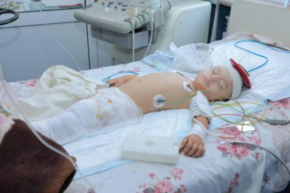 Среди раненых в результате обстрела со стороны азербайджанских ВС – маленький ребенок (фото)