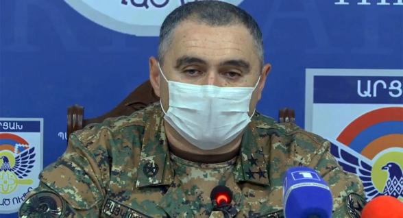 С армянской стороны погибли 16 человек, более 100 ранены