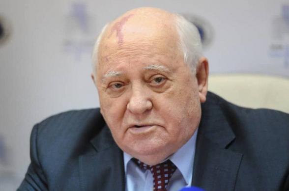 «Если кто захочет выиграть, тогда ничего не будет»: Горбачев прокомментировал эскалацию в зоне карабахского конфликта