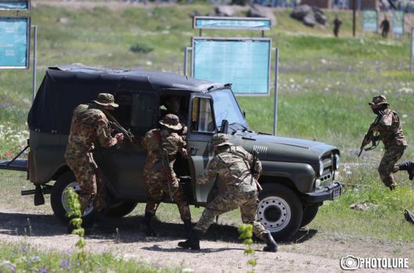 ՊԲ ստորաբաժանումների հակագրոհի արդյունքում առգրավվել է հակառակորդի 11 միավոր զրահատեխնիկա՝ իրենց մարտական լրակազմով, այդ թվում՝ ՀՄՄ-3