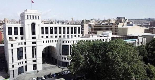 Народ Арцаха воюет против турецко-азербайджанского альянса –МИД Армении