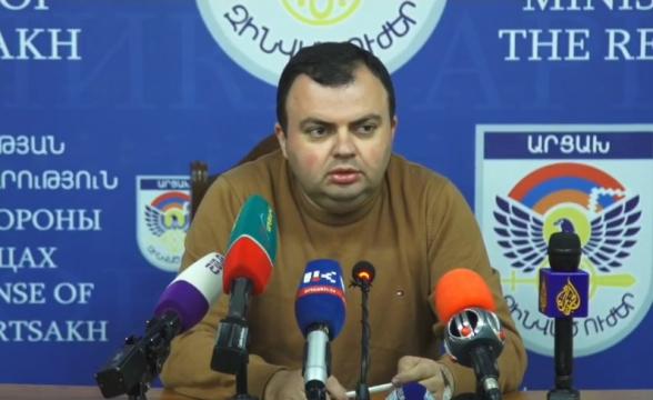 Если Азербайджан продолжит свою агрессию, Армия обороны не ограничится восстановлением своих позиций – пресс-секретарь президента Арцаха (видео)