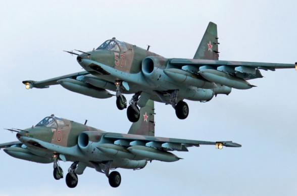 Погибшим пилотом Су-25 ВВС Армении был майор Валерий Данелин