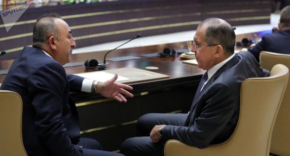 Турция предлагала сирийский вариант по Карабаху, Россия не согласилась – Чавушоглу