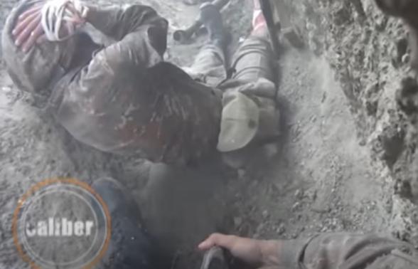Жалкая азербайджанская фальсификация (видео)